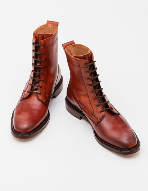 Cheaney Spencer - Burnished Dark Leaf