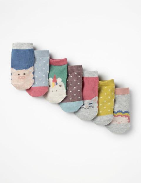 7 Pack Sock Box - Peculiar Pets
