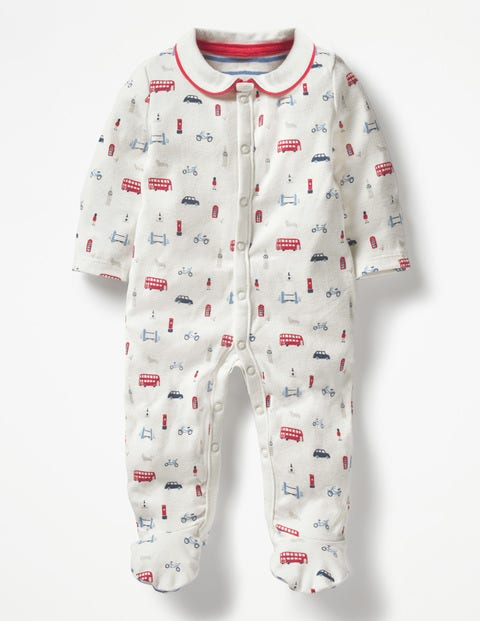 Printed Sleepsuit