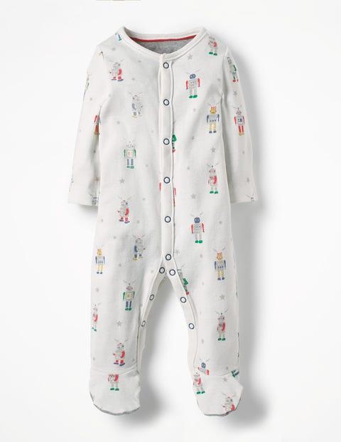 Fröhlich bedruckter Schlafanzug Multi Baby Boden, Multi bunt,mehrfarbig |