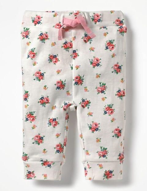 Pretty Ribbed Leggings - Multi Vintage Spring
