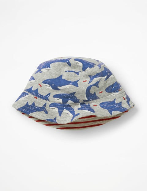 Jersey Reversible Hat C0163 Hats   Mittens at Boden 91f2f0ac5217