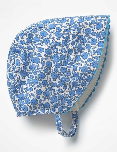 Image of Bonnet Blue Baby Boden, Blue