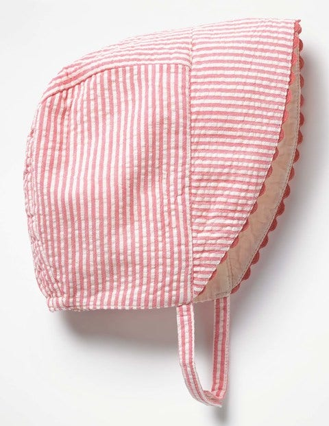 Image of Bonnet Pink Baby Boden, Pink