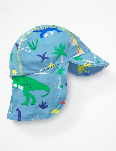 Image of Animal Swim Hat Multi Baby Boden, Multi