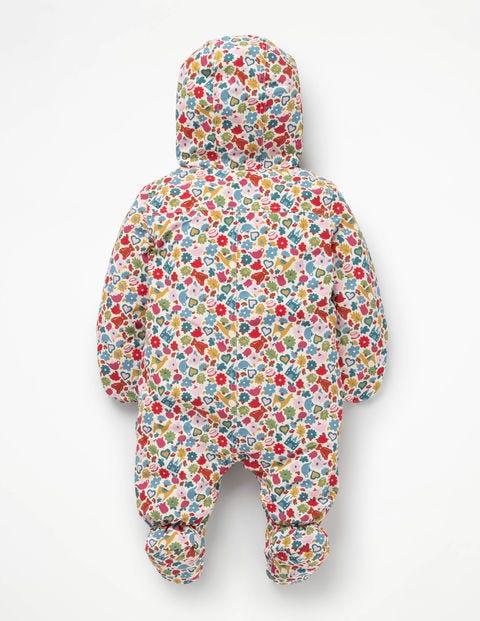 1e36f14f4 Printed Snowsuit - Multi Tiny Toys | Boden US