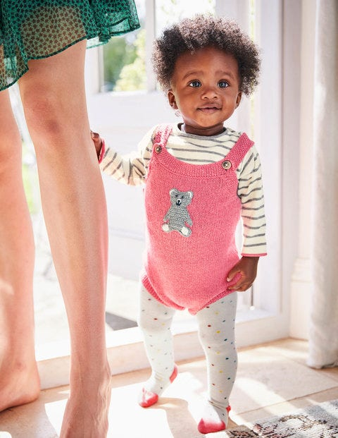11c96db7f Cosy Knitted Romper Set Y0462 Play Sets at Boden