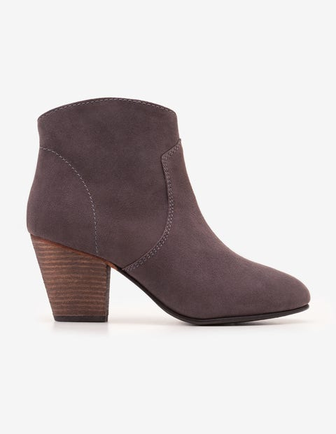 Boho Boots - Silver Heather