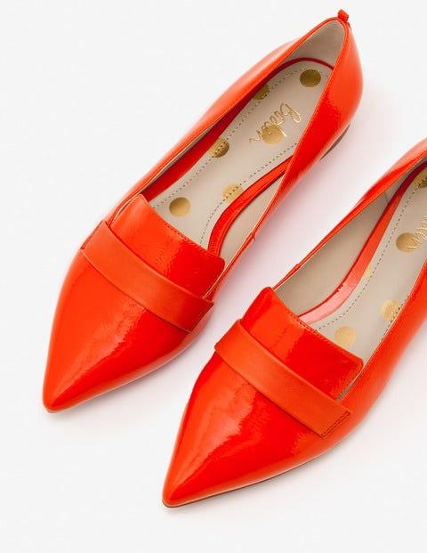 Octavia Pointed Loafers - Gladioli