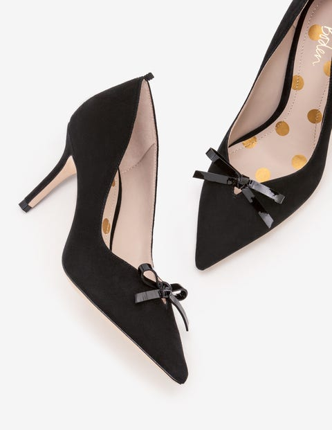Eleanor Heels - Black