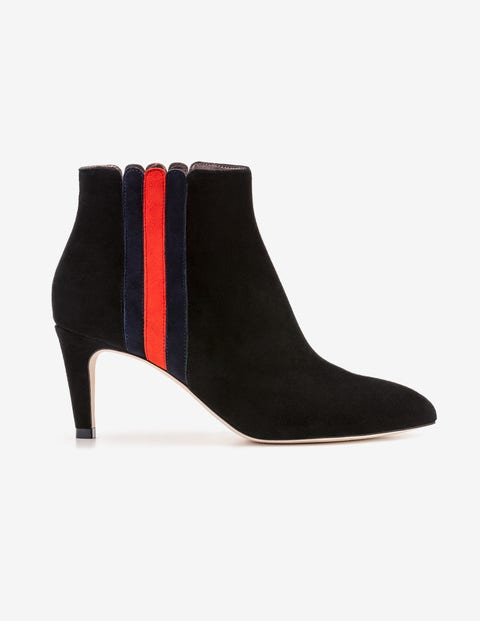 Bridgewater Ankle Boots - Black