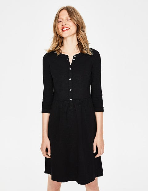 Briar Jersey Dress - Black
