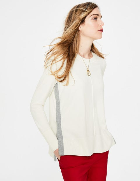 Logan Jumper - Ivory