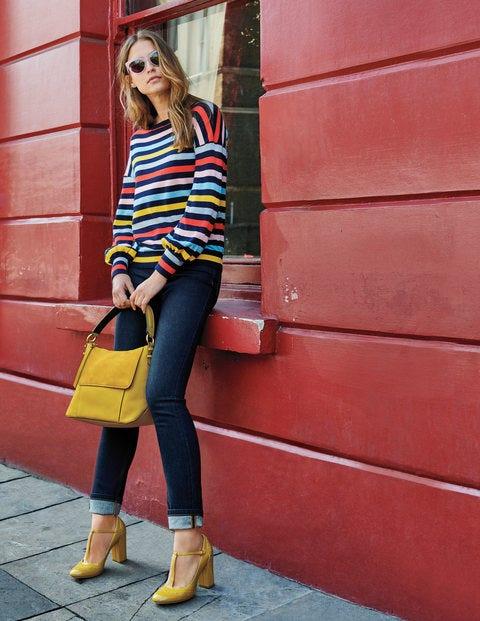 Muriel Sweater - Multi Stripe
