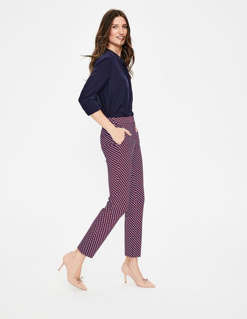 Boden Hampshire 7/8-Hose Red Damen Boden, Red rot |