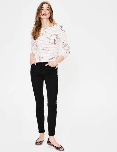 Soho Skinny Jeans - Black
