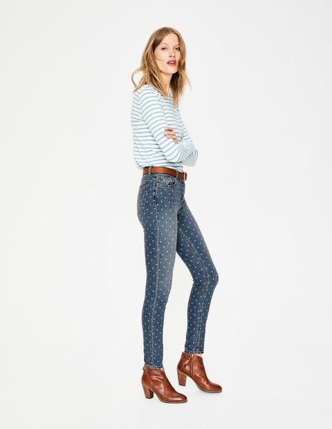 Soho Skinny Jeans - Spots