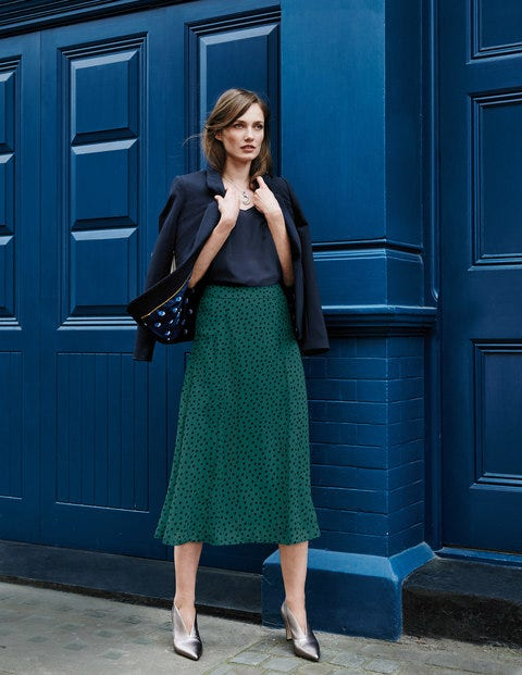 incredible prices free shipping cheapest Serena Midi Skirt T0189 Below Knee Skirts at Boden