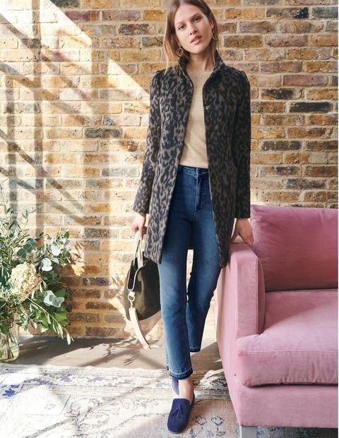 Hengrave Coat - Leopard