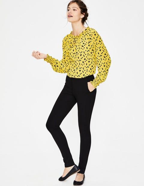 Hampshire Skinny Pants - Black