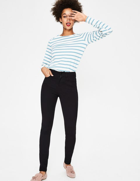 Mayfair Bi-Stretch Jeans - Black