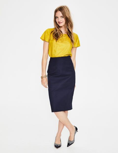 - Boden Carey Shirt Yellow Damen Boden, Yellow gelb |