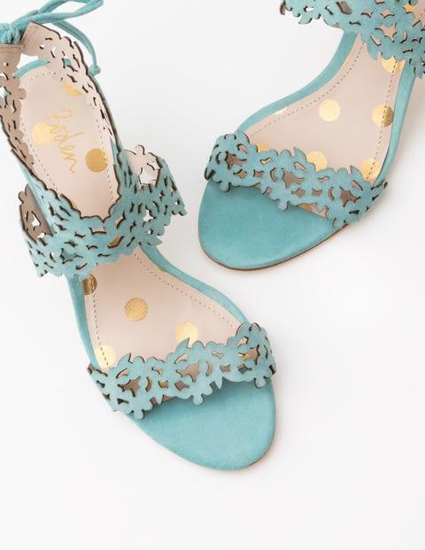 Josephine Heels - Aquamarine