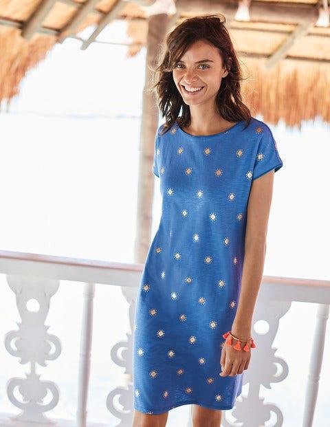 Paulina Jersey Dress - Tide Spaced Primrose