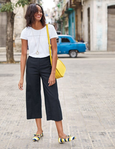 Wideleg Culottes by Boden