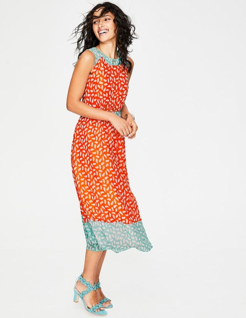 Sylvie Dress W0161 Special Occasion Dresses At Boden