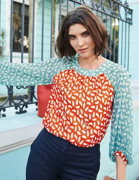 Sylvie Blouse by Boden