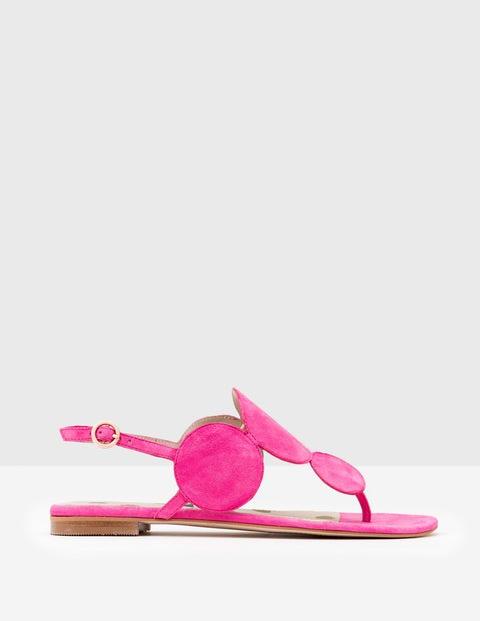 Aubury Sandals - Party Pink