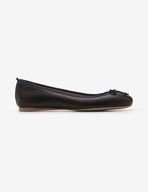 Ballerinas Black Damen Boden 40½