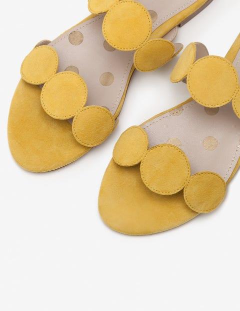 Briana Slides - Mimosa Yellow