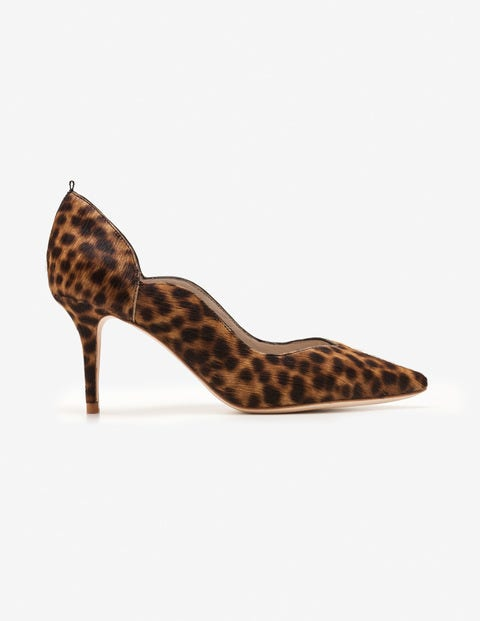 Madison Courts - Tan Leopard