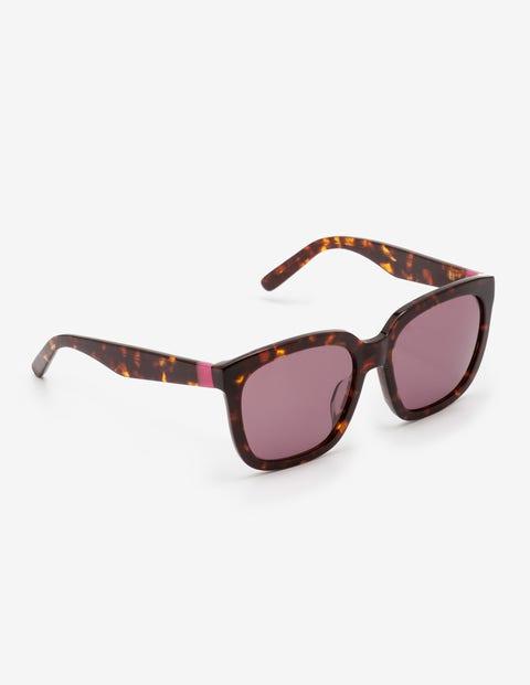 Tanya Sunglasses - Brown Tortoiseshell