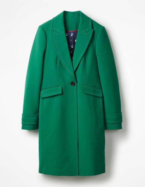 Aileen Coat - Sap Green