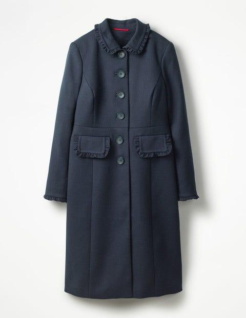 Lena Coat - Navy