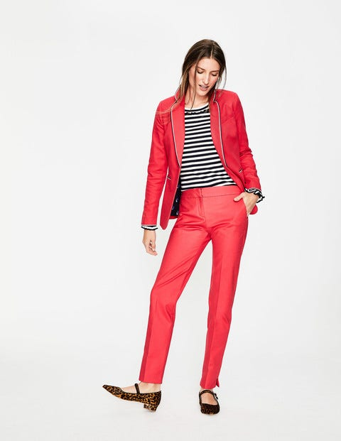 Richmond Trousers - Hibiscus