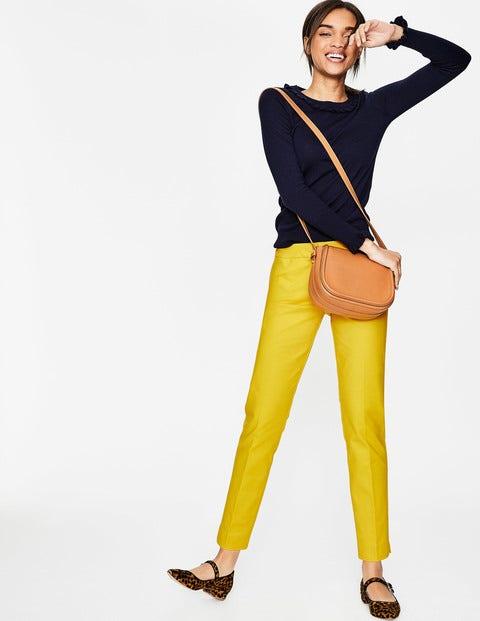 Richmond 7/8 Pants - Mimosa Yellow