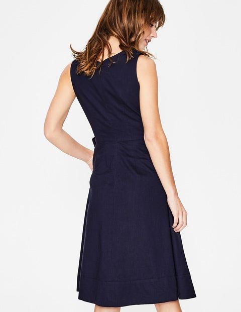Jade Kleid W0094 Casualkleider bei Boden