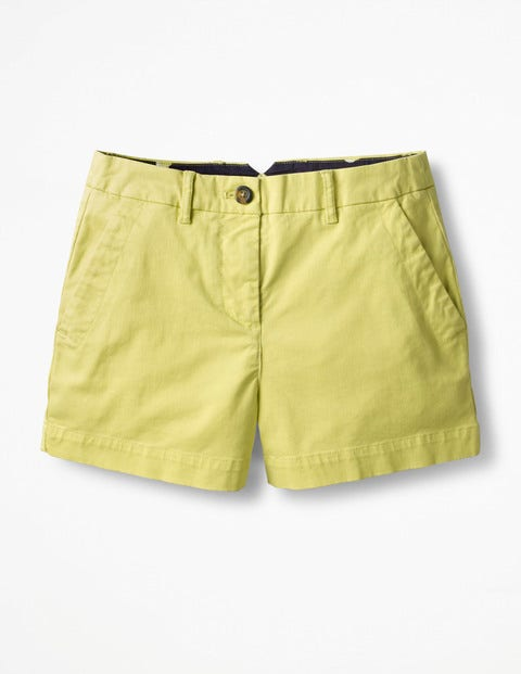 Rachel Chino Shorts Citrus Women Boden