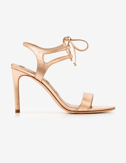Katrina Heels - Rose Gold