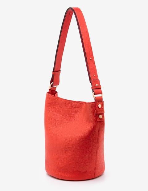 Kira Shoulder Bag - Blood Orange