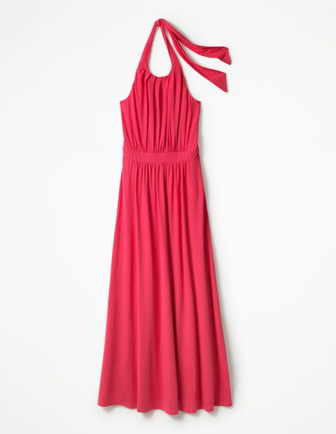 Felicity Jersey Dress - Carnival Pink