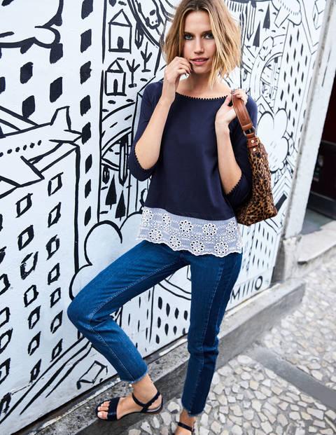 Cambridge Ankle Skimmer Jeans - Front Liner