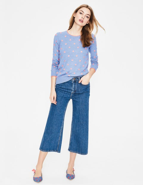 York Cropped Jeans Mid Vintage Women Boden