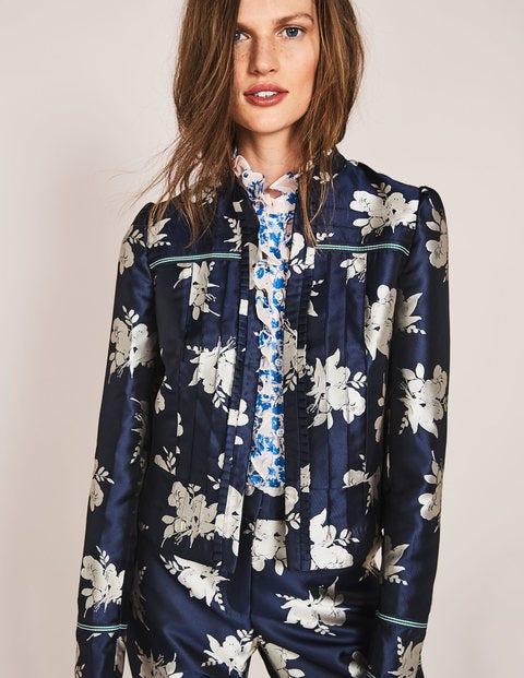 Mariana Jacquard Jacket T0174 Jackets At Boden