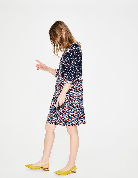 28c721446ce7 Hotchpotch Pintuck Dress W0127 Day Dresses at Boden