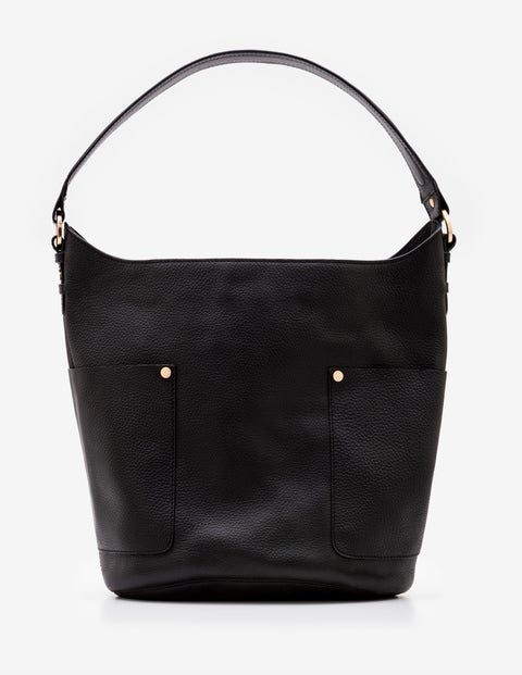 Warwick Shoulder Bag - Black
